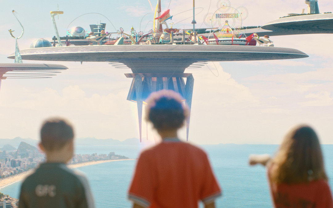 VFX Breakdown // An Incredibly Imaginative Toyota Project