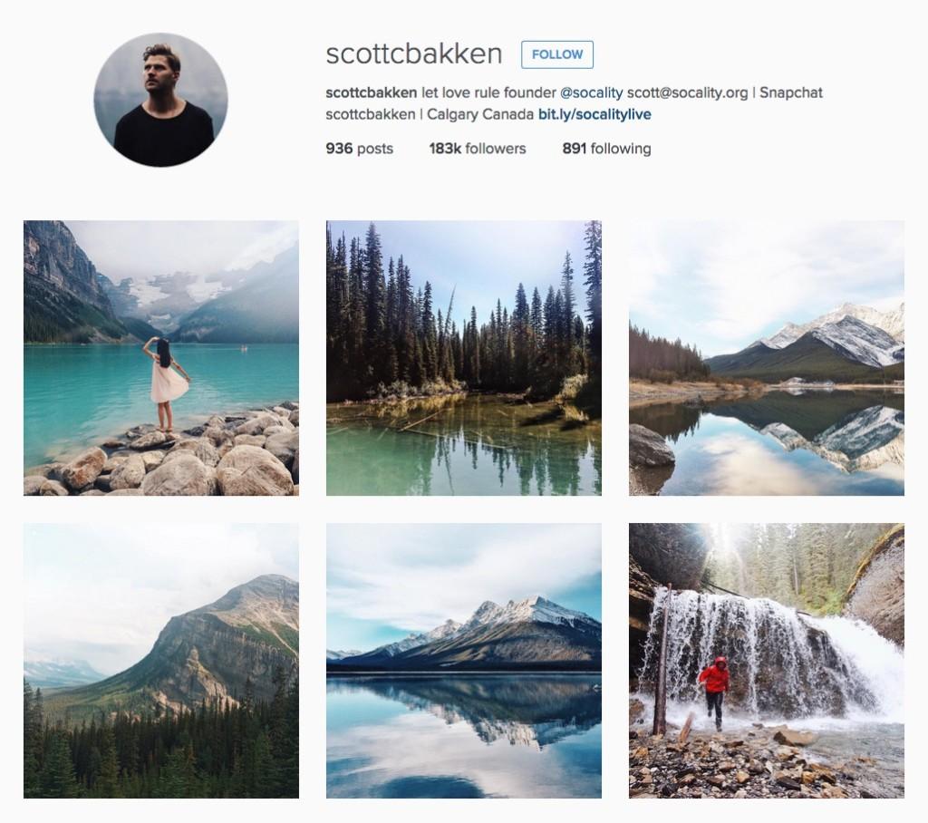 Scott Bakken Instagram