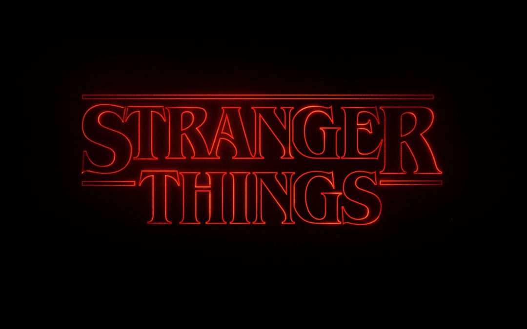 """Stranger Things"" Opening Titles"