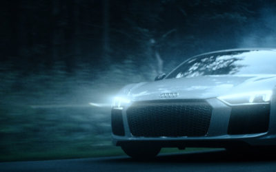 "Behind the Scenes // Audi R8 ""Masterpiece"""