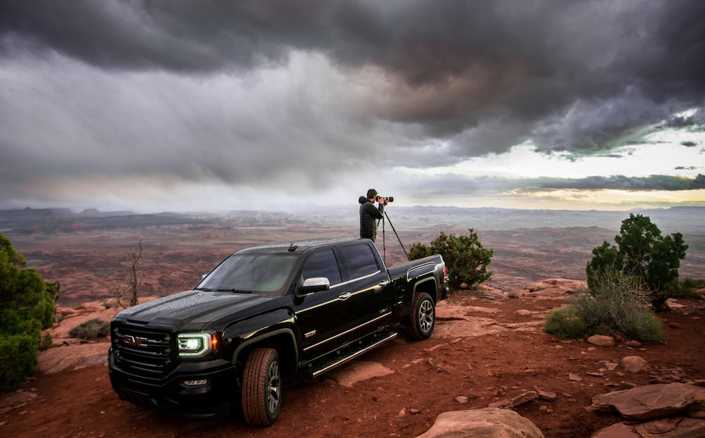 "GMC ""The Perfect Shot"""