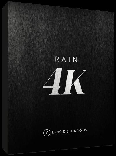 Rain 4K
