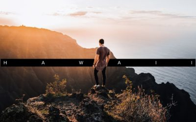 A week in Hawaii with Matt Komo