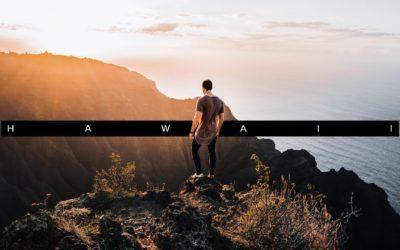 A week in Hawaii with Matt Komo