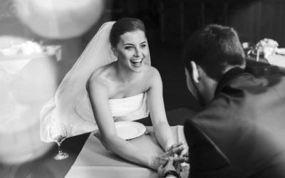Weddings + Lens Distortions