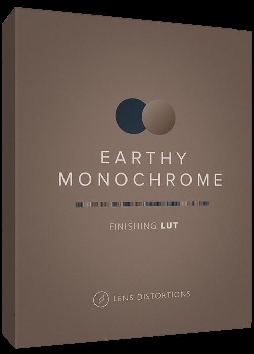 Cinematic LUT in Earthy Monochrome