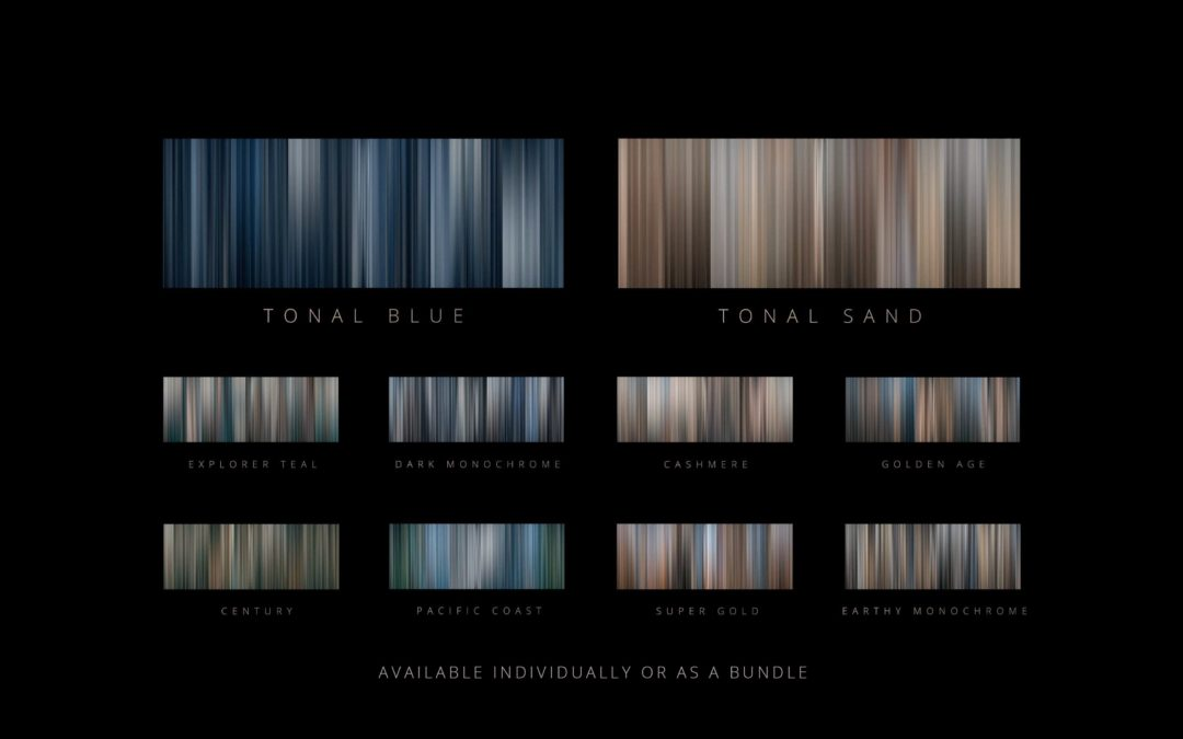Introducing Finishing LUTs™
